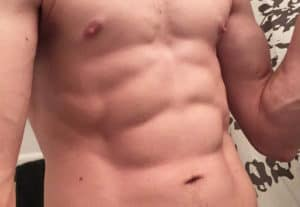 how to get vegan six pack abs