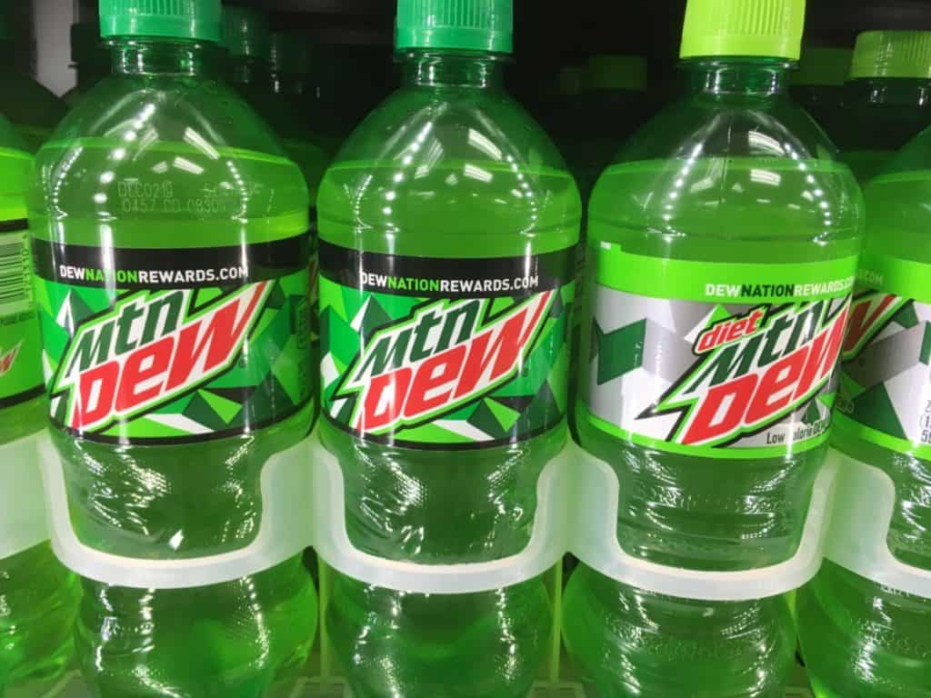 Is Mountain Dew Vegan?