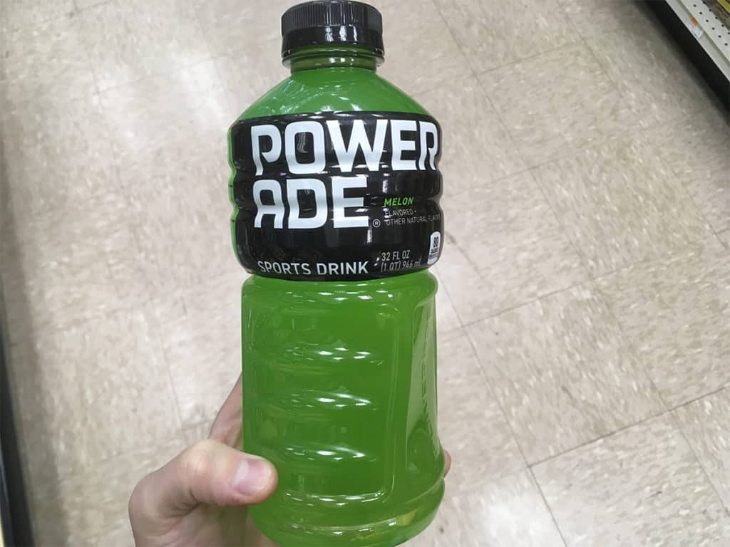 Is Powerade Vegan?