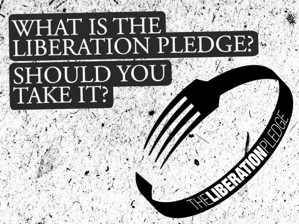The Liberation Pledge