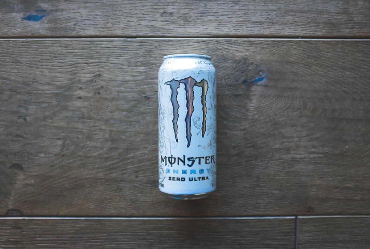 Is Monster Energy Drink Vegan