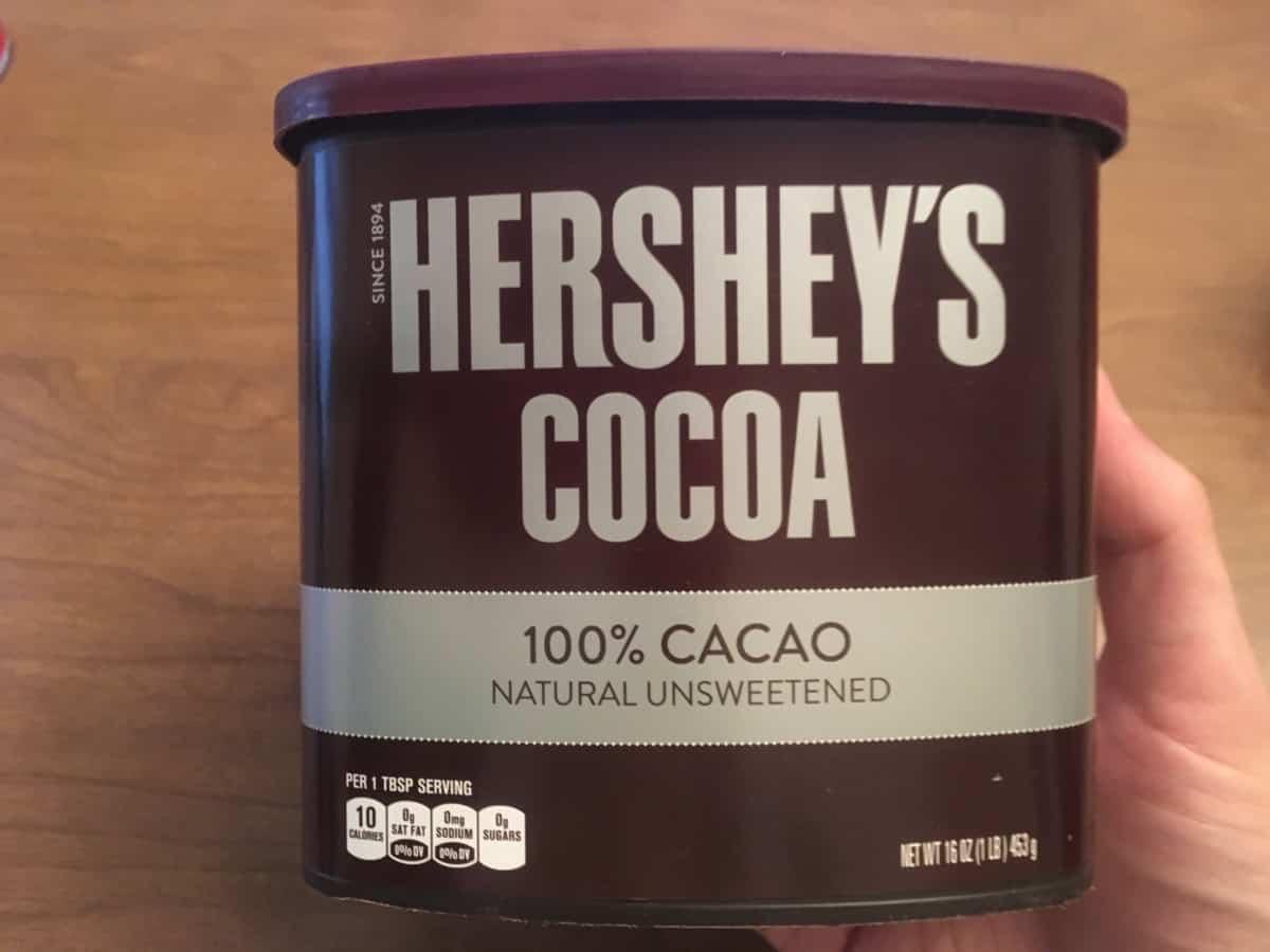 Is cocoa powder vegan?