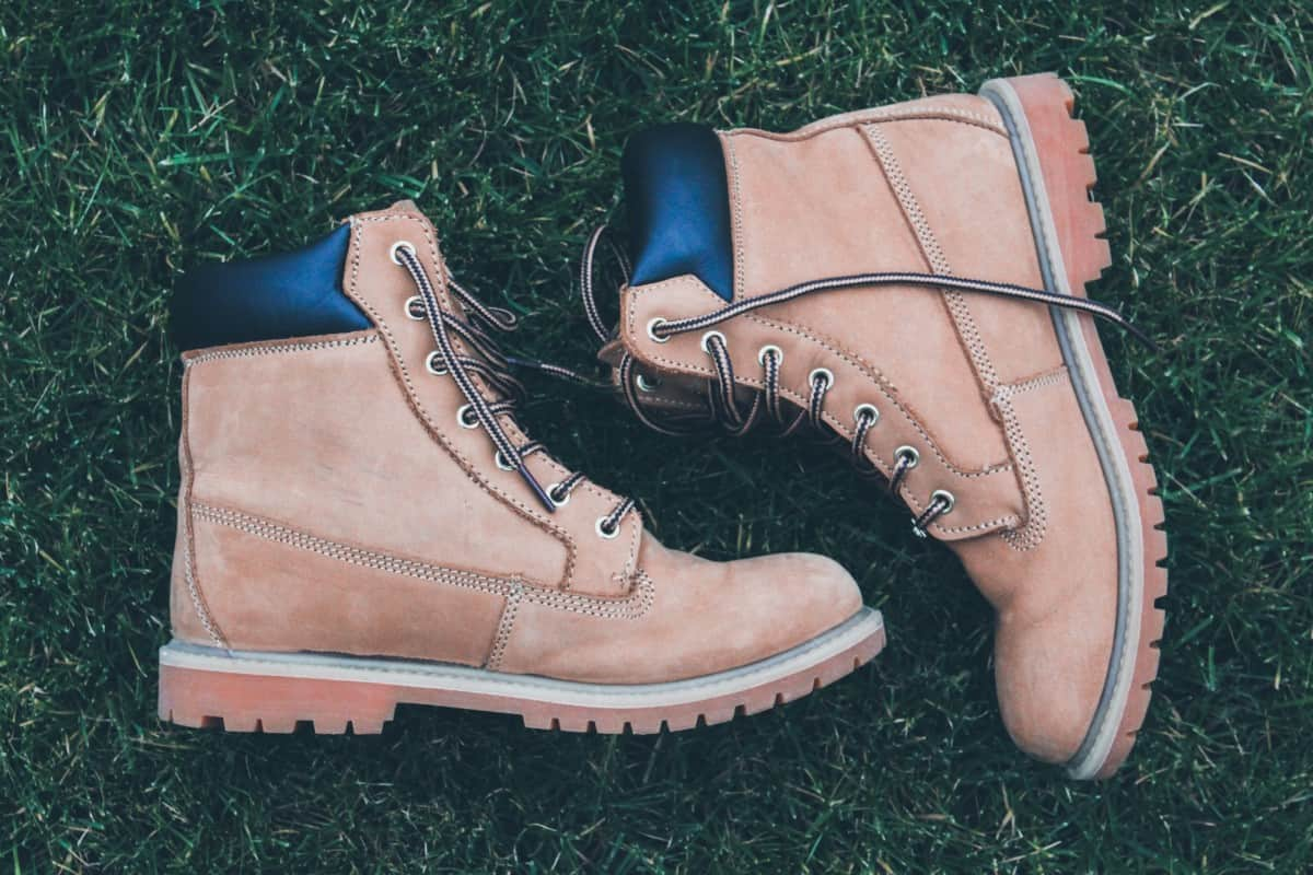 vegan timberlands?