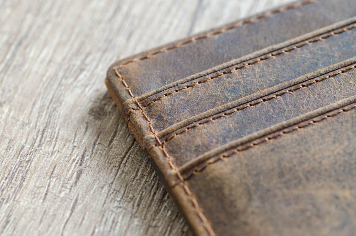 best vegan leather wallets