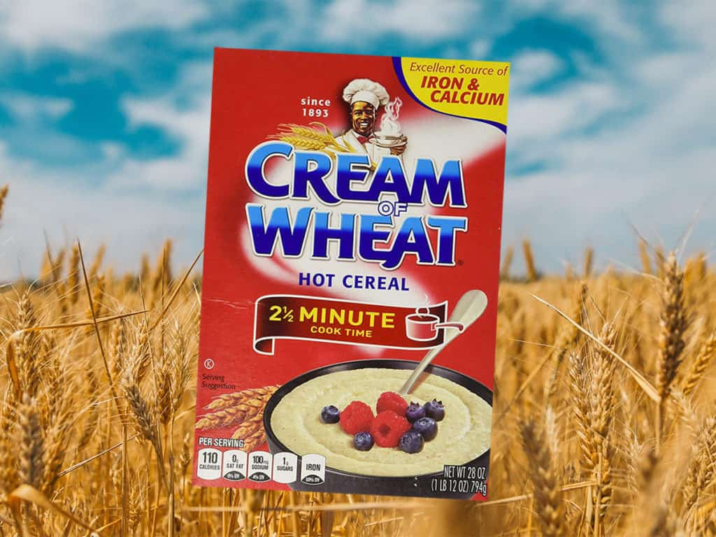 is cream of wheat vegan?