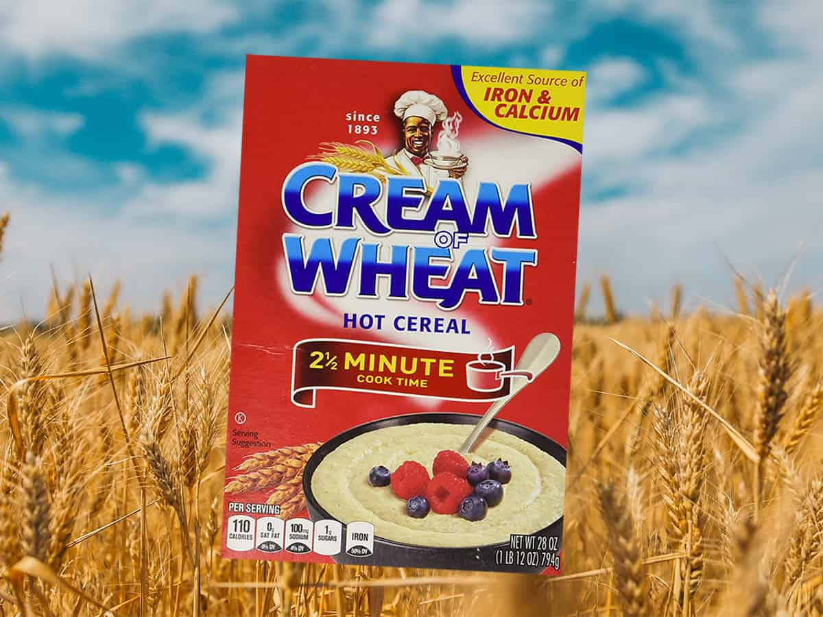 is cream of wheat vegan?
